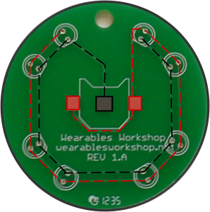 Soldering Kit Board Diagram