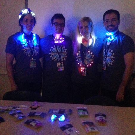 Wearables Workshop Team Maker Faire Orlando